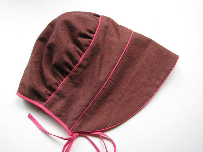 Peekaboo Bonnet Sewing Pattern PDF