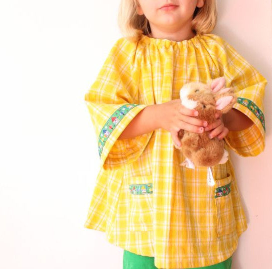 Pierrot Tunic Sewing Pattern PDF