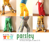 Parsley Pants Sewing Pattern PDF