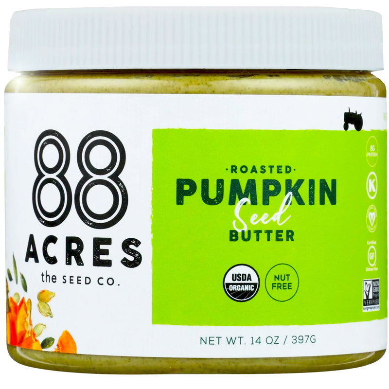 88 Acres Roasted Pumpkin Seed Butter