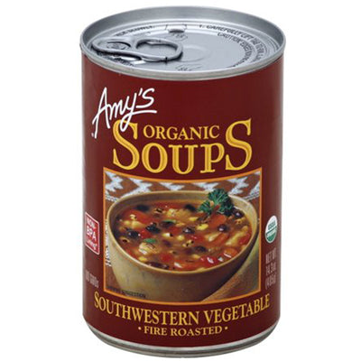 amys soup fire roasted southwestern vegetable