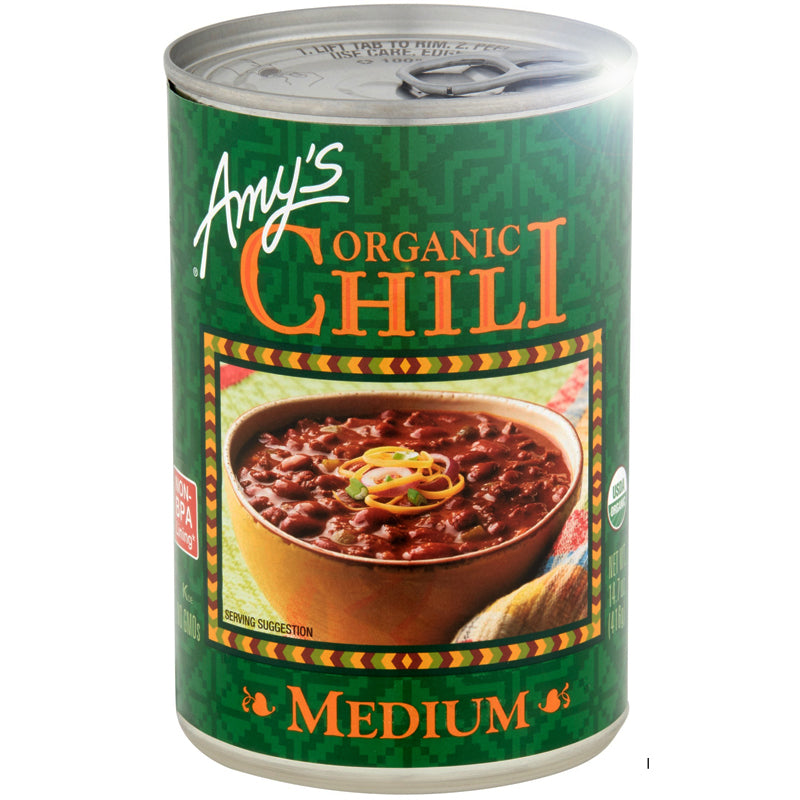 healthy canned chili