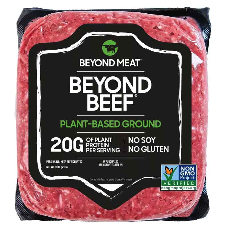 Beyond Meat Plant Based Ground Beef - 1 lb.