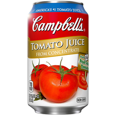 Tomato Juice From Concentrate - 11.5 fl. oz. Campbell's