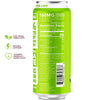 Clean Cause Organic Sparkling Yerba Mate - Lemon Lime, - 16 oz.