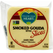Follow Your Heart Dairy Free Smoked Gouda Cheese Sliced  - 7 oz.