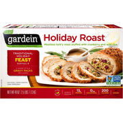 Gardein Holiday Roast Meatless Turk'y Roast Stuffed with Cranberry and Wild Rice - 40 oz.