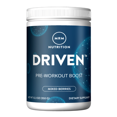 MRM Nutrition Driven Pre-Workout Boost Mixed Berries 350 G