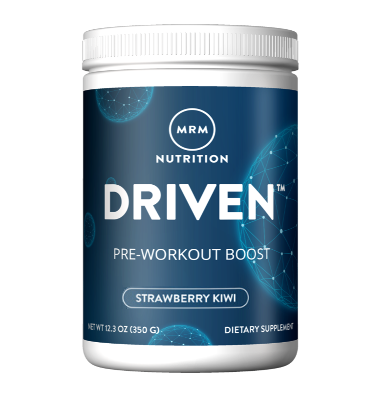 MRM Nutrition Driven Pre-Workout Boost Strawberry Kiwi 350 G