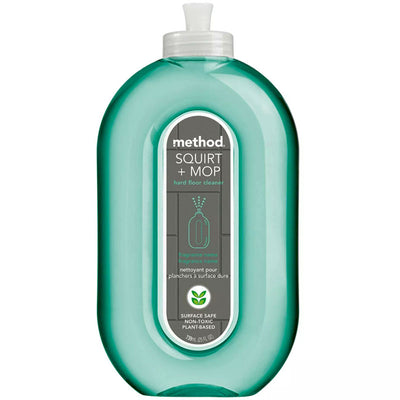 Method Spearmint Sage Squirt and Mop Hard Floor Cleaner - 25 fl oz.