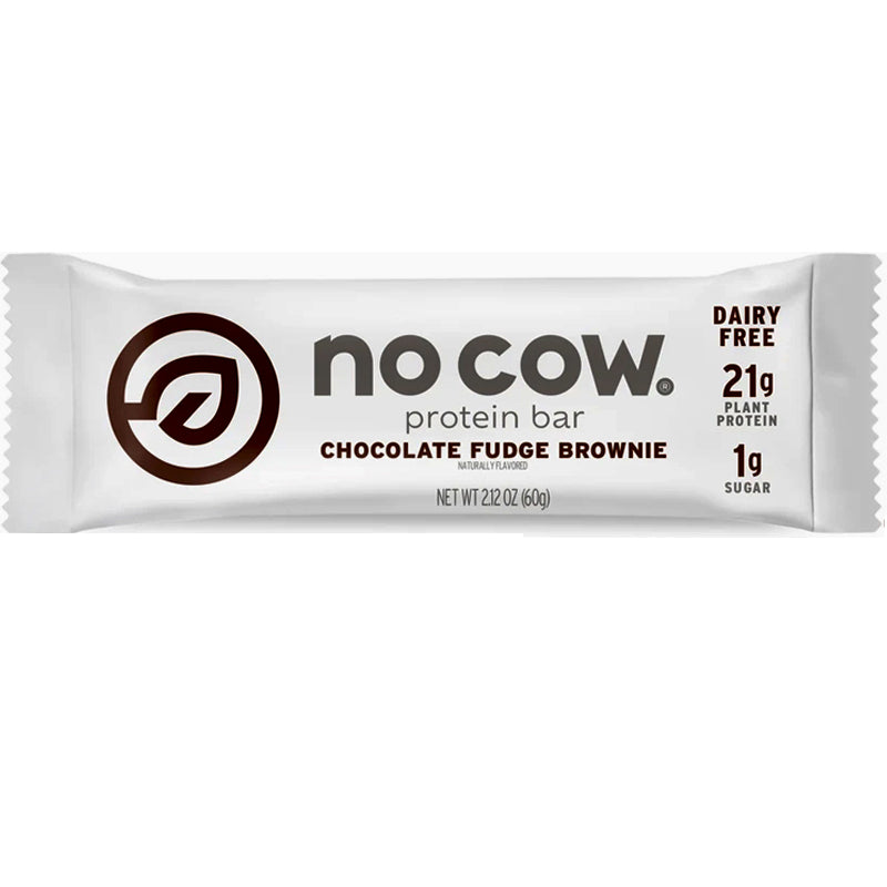 no cow bar chocolate fudge brownie