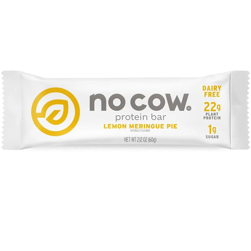 no cow bar lemon meringue pie