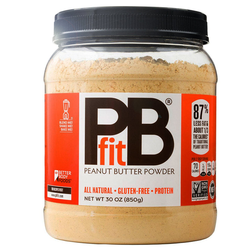 PBfit peanut butter best protein powder