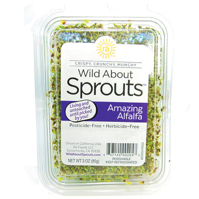 RA Wild About Sprouts alfalfa sprouts