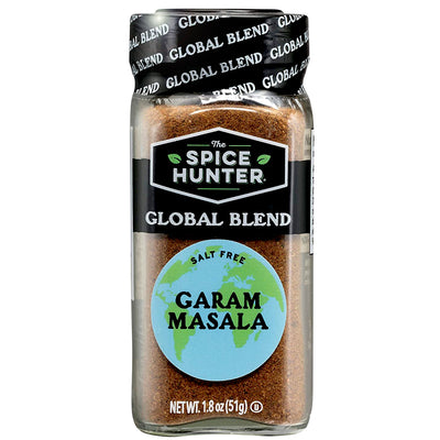 The Spice Hunter Global Blend Salt Free Garam Masala