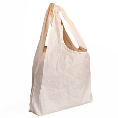 Reusable Canvas Shopping Bag