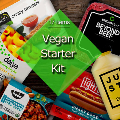 """LawBreaker"" Vegan Starter Kit - 17 Item Ct."