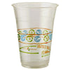 World Centric 16 oz. Clear Disposable Cold Cups- 20 ct.
