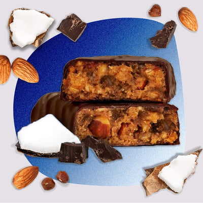 Zing Dark Chocolate Coconut Vitality Bars - 12 ct