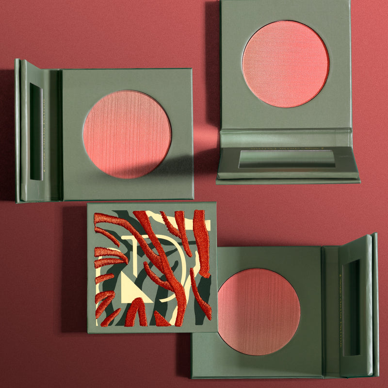 Sunset Vibes - Compact face powder