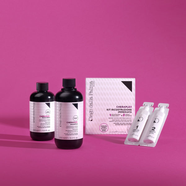 cheraplex - instant action hair rebuilding kit