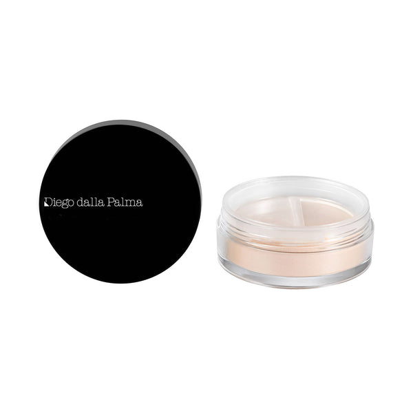 makeupstudio – angel glow loose powder – cipria illuminante in polvere libera - Diego dalla Palma Milano