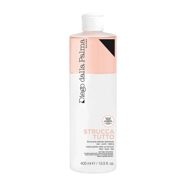 struccatutto - instant gentle make up remover face - eyes - lips