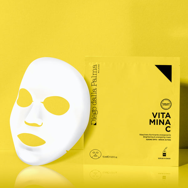vitamina c - brightening and energizing mask