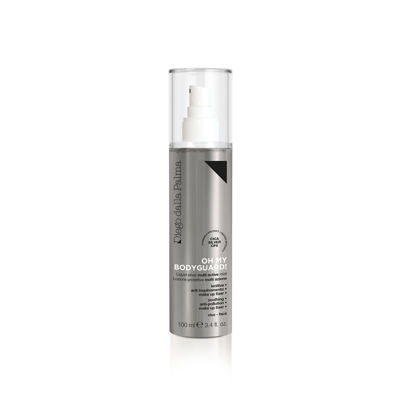 Oh My bodyguard liquid silver multi active mist - soothing – anti-pollution – make up fixer