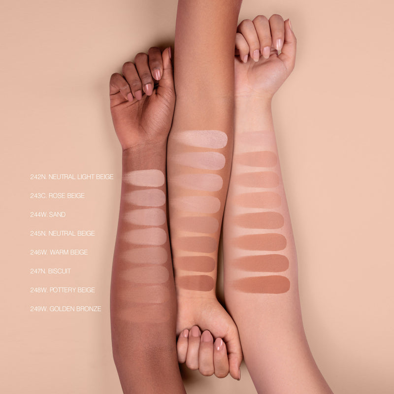nudissimo – soft matt foundation