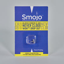 Load image into Gallery viewer, Smojo Permanent Smoking Screen (Container of 24 Regular Single Packs)