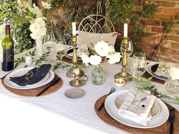 Hosting The Perfect Alfresco Dinner Party