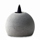 Concrete Incense Burner - Monocrhome