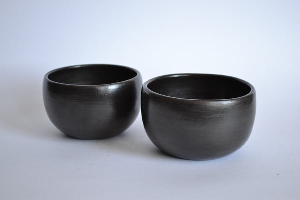 Beeswax Soup Bowls (x2) - Monocrhome