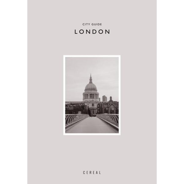Cereal City Guide : London Abrams