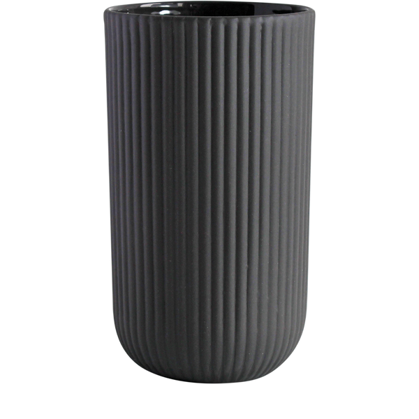 Ribbed Latte Mug 220ml Archive Studio