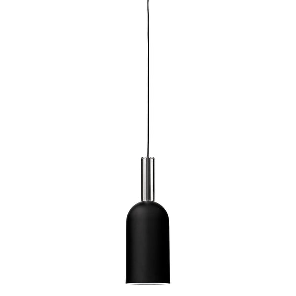 Luceo Cylinder Pendant Light - Monocrhome