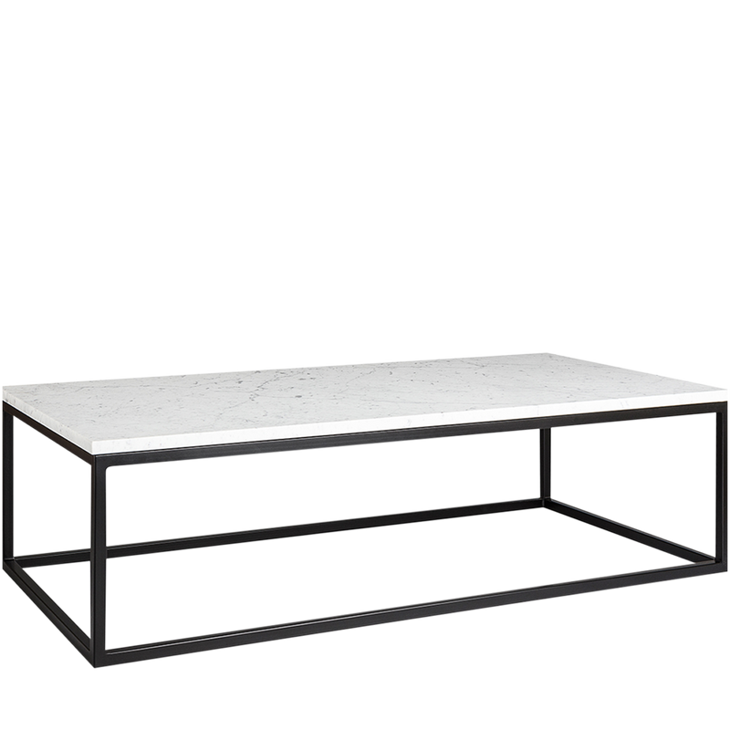 Rectangular Coffee Table Mason + Black