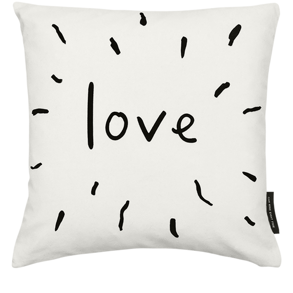 Velvet Love Cushion One Nine Eight Five