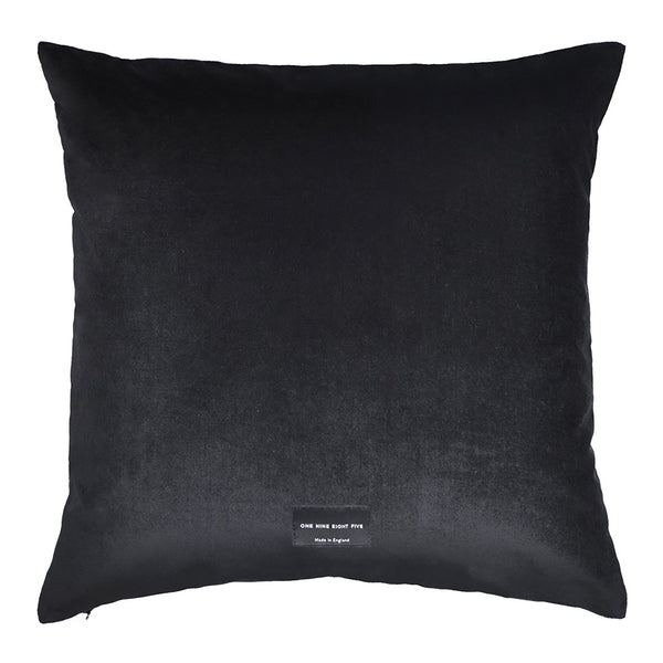 Velvet Woman Cushion One Nine Eight Five