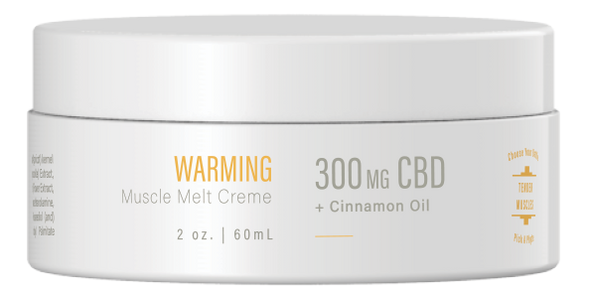 BOTA 300mg Muscle Melt Creme
