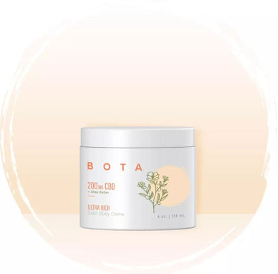 BOTA 200mg Satin Body Creme