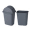 Dust Bin, Plastic, Swing Top 15L