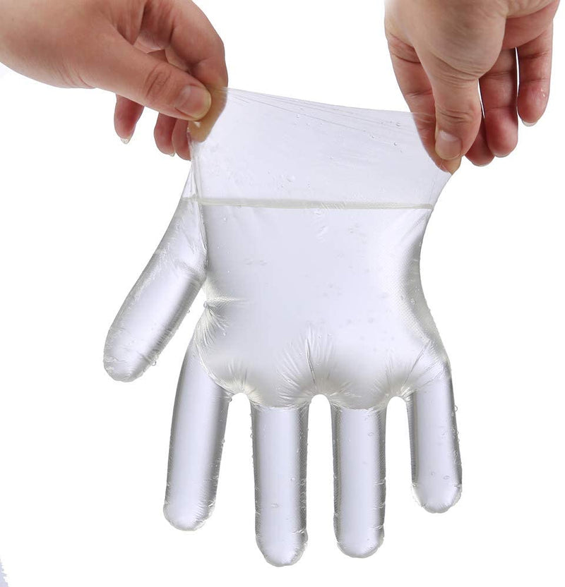 Personal Care, Gloves, HDPE, Disposable