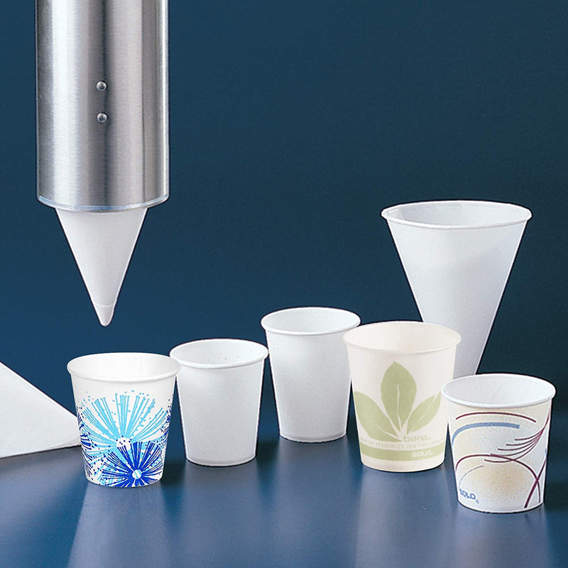 Drinking Paper Cone Cups, Disposable