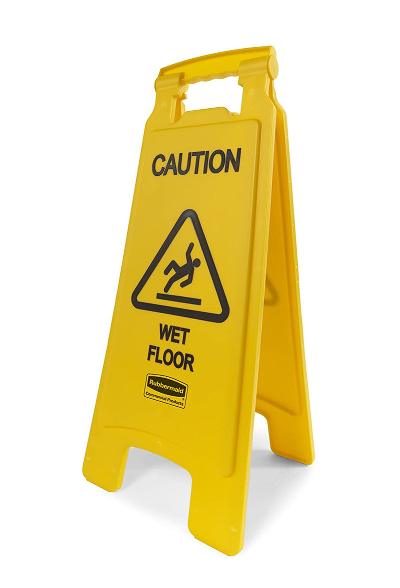 Accessory, Wet Floor Caution Sign