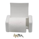 Dispenser, Plastic, Toilet Paper