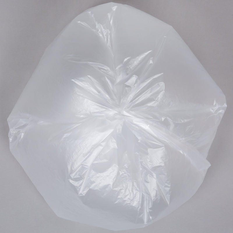Trash Bag, Clean Well, Recycled Polymer, 10 Gallon, 50 cm x 60 cm