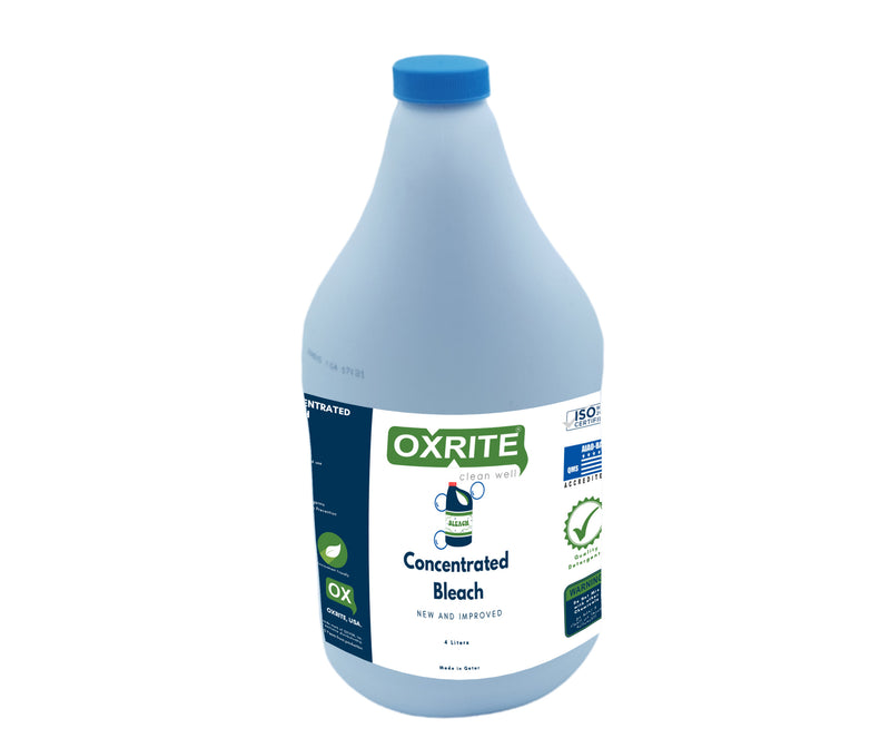 OXRITE Concentrated Bleach 4L