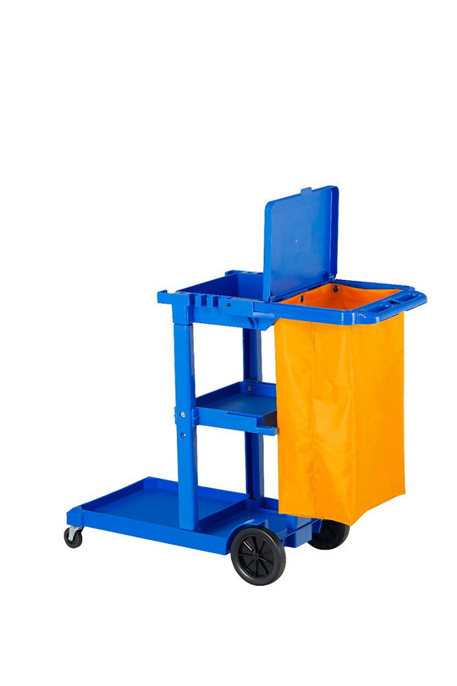 Trolley, Plastic, 3 Step, Multipurpose
